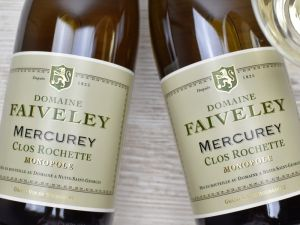 Faiveley - Mercurey Blanc 2018 Clos Rochette