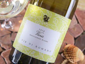 Vie di Romans - Sauvignon Blanc 2018 Vieris