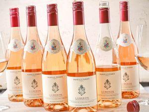Famille Perrin - 6er-Sparpaket Luberon Rosé 2020