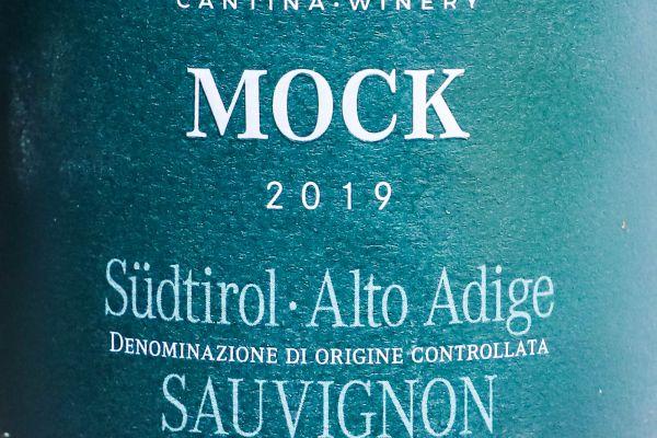 Kellerei Bozen - Sauvignon Blanc 2019 Mock