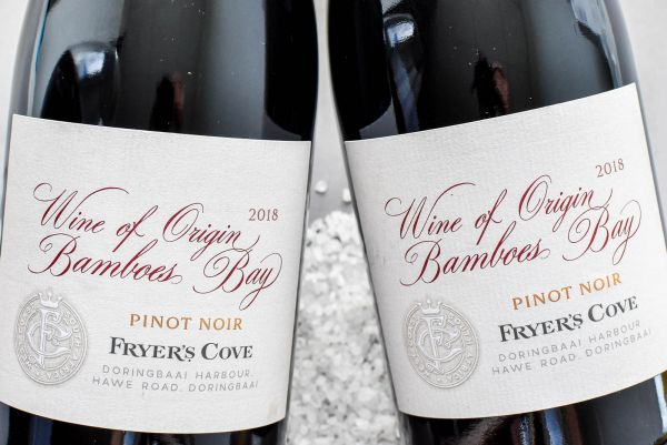 Fryer's Cove - Pinot Noir 2018 Bamboes Bay