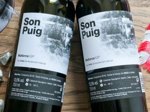 Son Puig - Son Puig 2016 Crianza