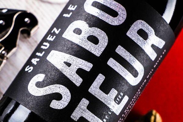 Luddite - Saboteur Red 2018