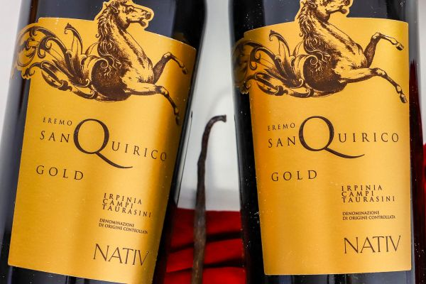 NATIV - Aglianico 2017 Eremo San Quirico Gold Edition