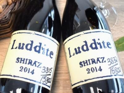 Shiraz 2014 Luddite