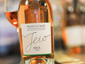 Bisol - Prosecco Rosé 2020 Jeio Brut