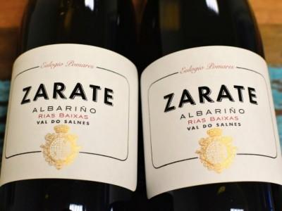Albariño 2018 Zarate