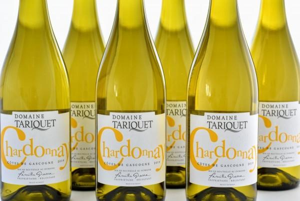Tariquet - 2019er Chardonnay im 6er-Sparpaket