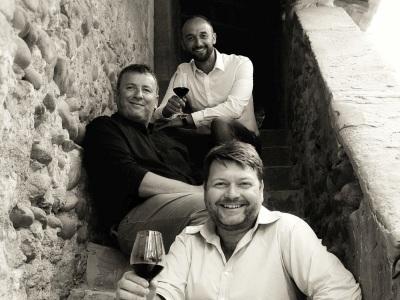 Nicolas Jaboulet, Guillaume Sorrel & Alexandre Caso von Les Alexandrins