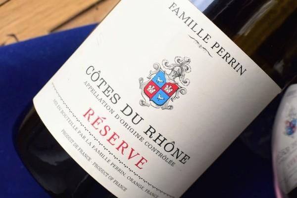 Perrin - Côtes du Rhone 2018 Reserve