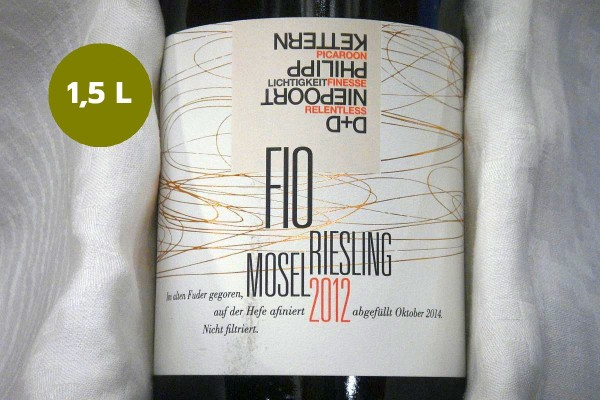 Riesling Fio 2012 Magnum