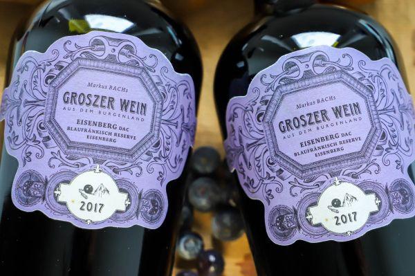 Groszer Wein - Blaufränkisch Eisenberg Reserve 2017