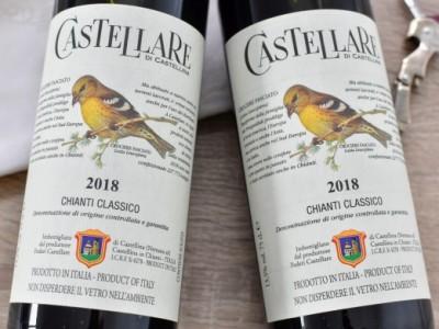 Castellare di Castellina - Chianti Classico 2018