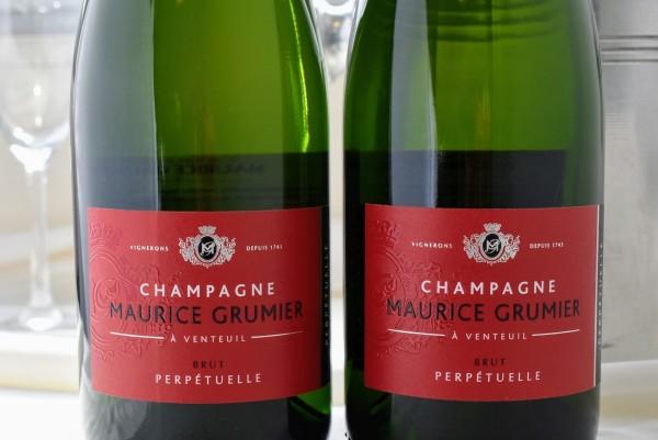 Champagne Réserve Perpétuelle Brut