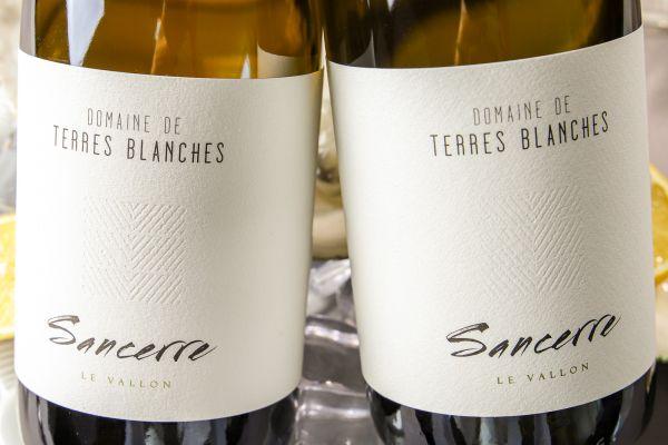 Domaine de Terres Blanches - Sancerre 2017 Le Vallon