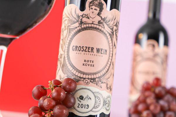 Groszer Wein - Rote Küvee 2019