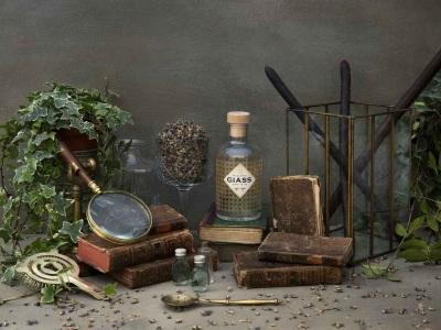 Giass Gin - nach alter Tradition hergestellt
