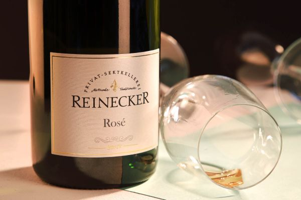 Sektkellerei Reinecker - Rosé Sekt Brut