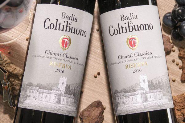 Badia a Coltibuono - Chianti Classico Riserva 2016 Bio