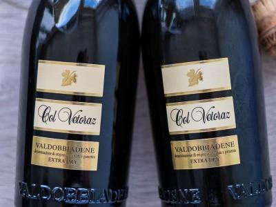 Col Vetoraz - Prosecco Valdobbiadene DOCG 2019 Extra Dry