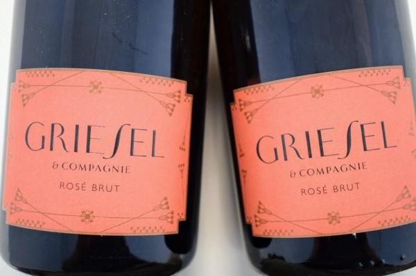 Griesel - Rosé Brut 2015