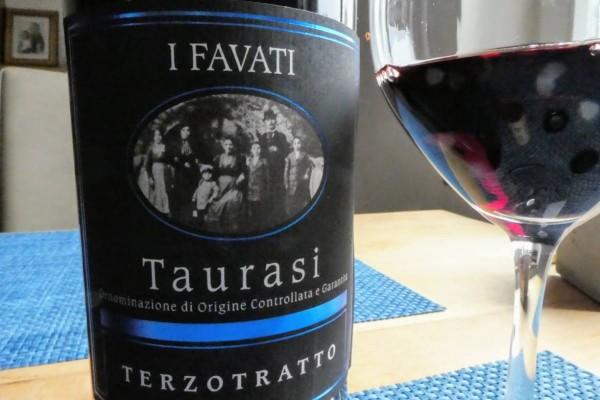 Taurasi 2009 Terzotratto