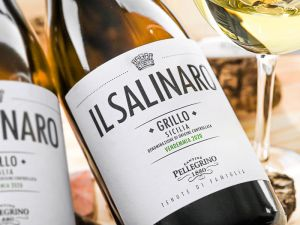 Pellegrino - Grillo 2020 Salinaro