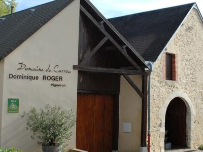Kellerei von Domaine du Carrou in Bué