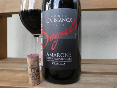 Lorenzo Begali - Amarone 2015 Monte Ca´ Bianca