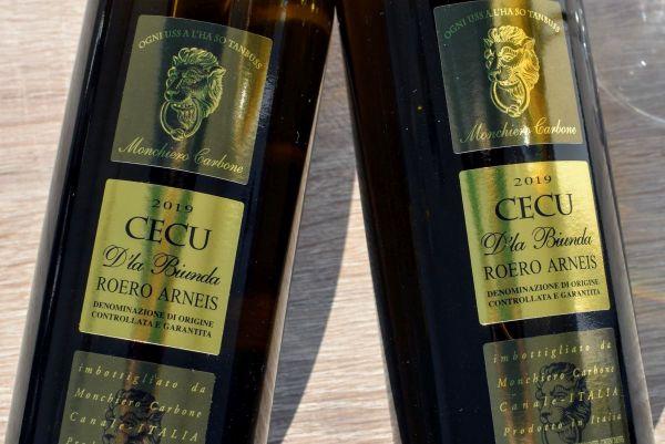 Monchiero Carbone - Roero Arneis 2019 Cecu
