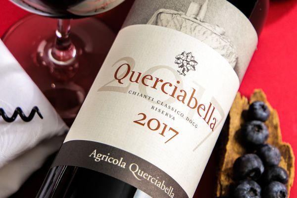 Querciabella - Chianti Classico Riserva 2017 Bio