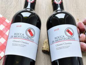Rocca di Montegrossi - Chianti Classico 2018 Bio