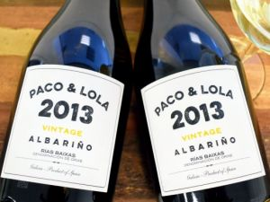 Bodega Paco & Lola - Albariño Vintage 2013