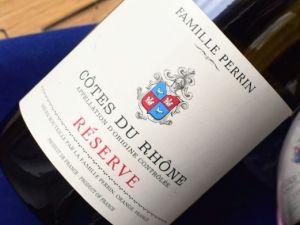 Famille Perrin - Côtes du Rhône 2018 Réserve