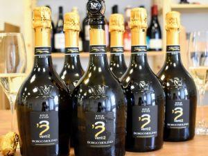 Borgo Molino - 6er-Sparpaket Spumante Venti2 Gold Cuvée Brut