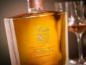 Berta Distillerie - Grappa Tre Soli Tre 2013 (Nebbiolo)