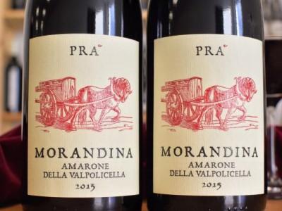 Graziano Pra - Amarone 2015 Morandina