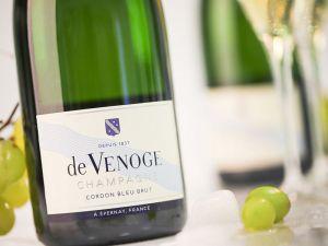 de Venoge - Champagner Cordon Bleu Brut