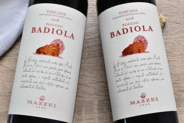 Castello di Fonterutoli - Poggio Badiola 2018