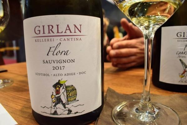 Sauvignon Blanc 2017 Flora