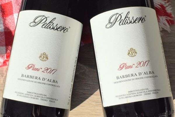 Pelissero - Barbera d'Alba 2018 Piani