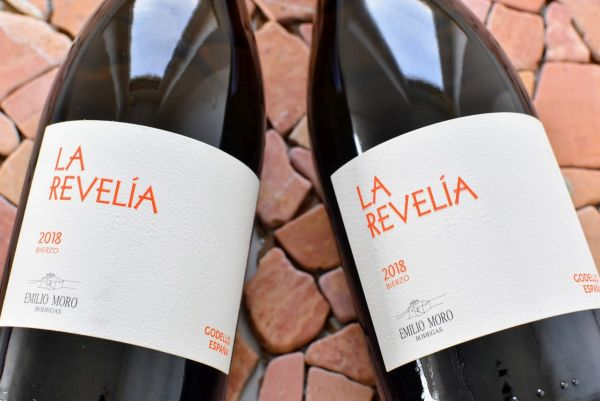 Emilio Moro - Godello 2018 La Revelia