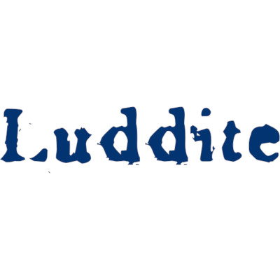 Logo Luddite Wines Western Cape