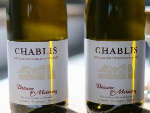 Domaine des Malandes  - Chablis 2019