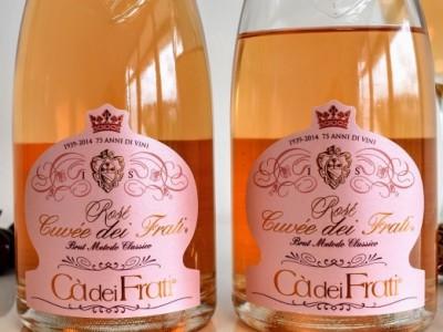 Spumante Rosé - Cuvée dei Frati