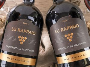Masca del Tacco - Primitivo di Manduria 2019 Lu Rappaio