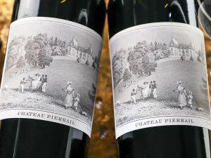 Château Pierrail - Bordeaux Supérieur 2015 Réserve du Château