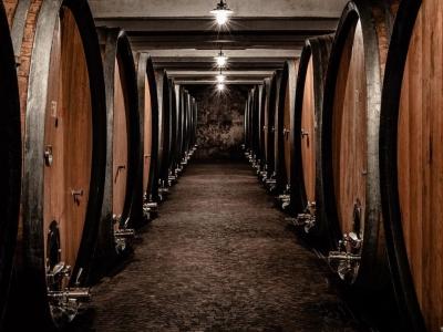 Weinkeller von St. Michael Eppan