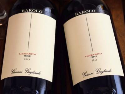 Barolo 2013 Lazzarito Preve