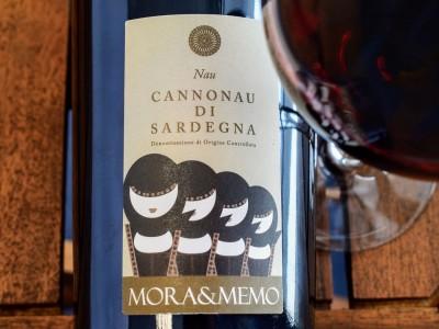Cannonau di Sardegna 2017 NAU